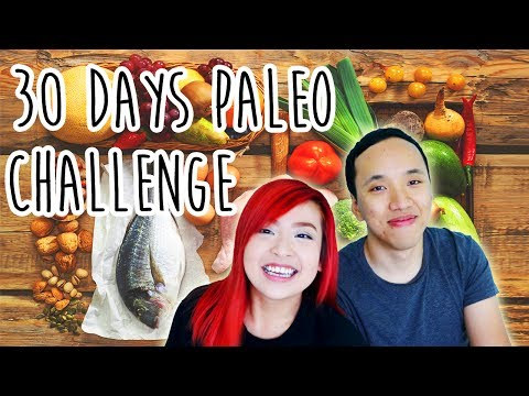 We Tried the PALEO DIET for 30 Days Challenge