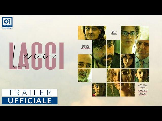 LACCI di Daniele Luchetti (2020) - Trailer Ufficiale HD