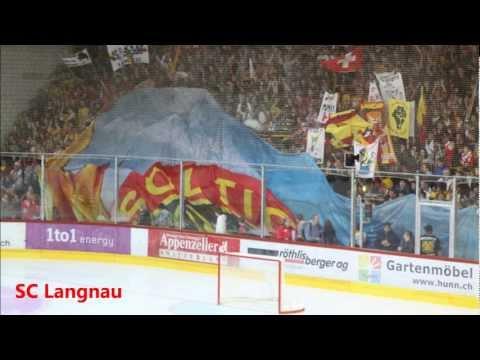 Supporters De Hockey Sur Glace Suisse (LNA)