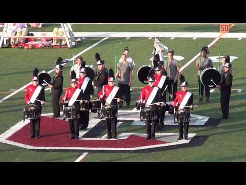 Owen J. Roberts High School Marching Band @ Conestoga - August 24th, 2018