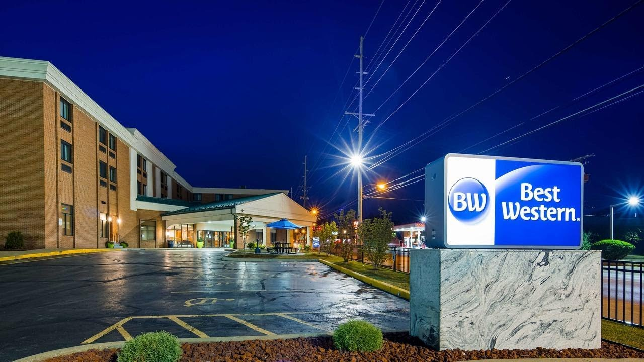 Best Western Wooster Hotel Hotels Ohio