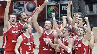 Türkiye Basketbol Ligi Pınar Başı Fenerbahçe -84-83 (.06.04.2015)