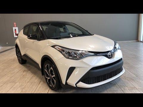 2020 Toyota C-HR XLE Premium | Toyota Northwest Edmonton | 0HR6376