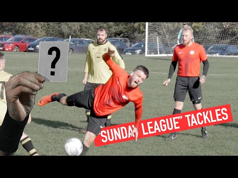 RED OR YELLOW? | Brotherhood's Sunday League Football | Kitchener FC