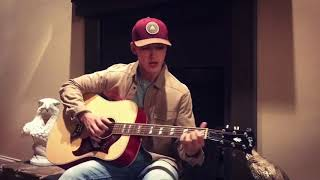"""Die a Happy Man"" - Jordan Rowe (Cover)"