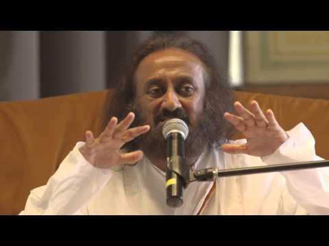An evening of Wisdom in Paris - A talk by Sri Sri Ravi Shankar