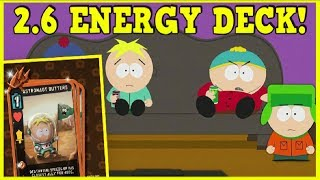 LOWEST ENERGY COSTING DECK! | South Park Phone Destroyer!