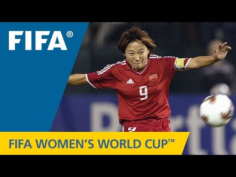 Sun Wen: 1999 final was great for football
