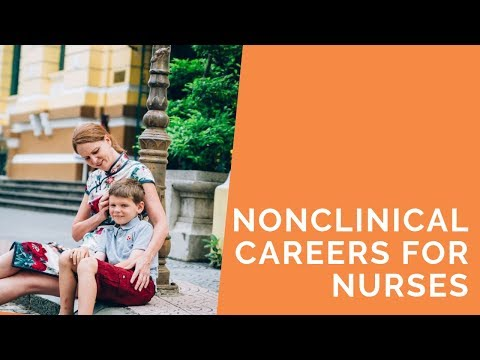 NonClinical Careers For Nurses (Find Careers Outside Of The Hospital)