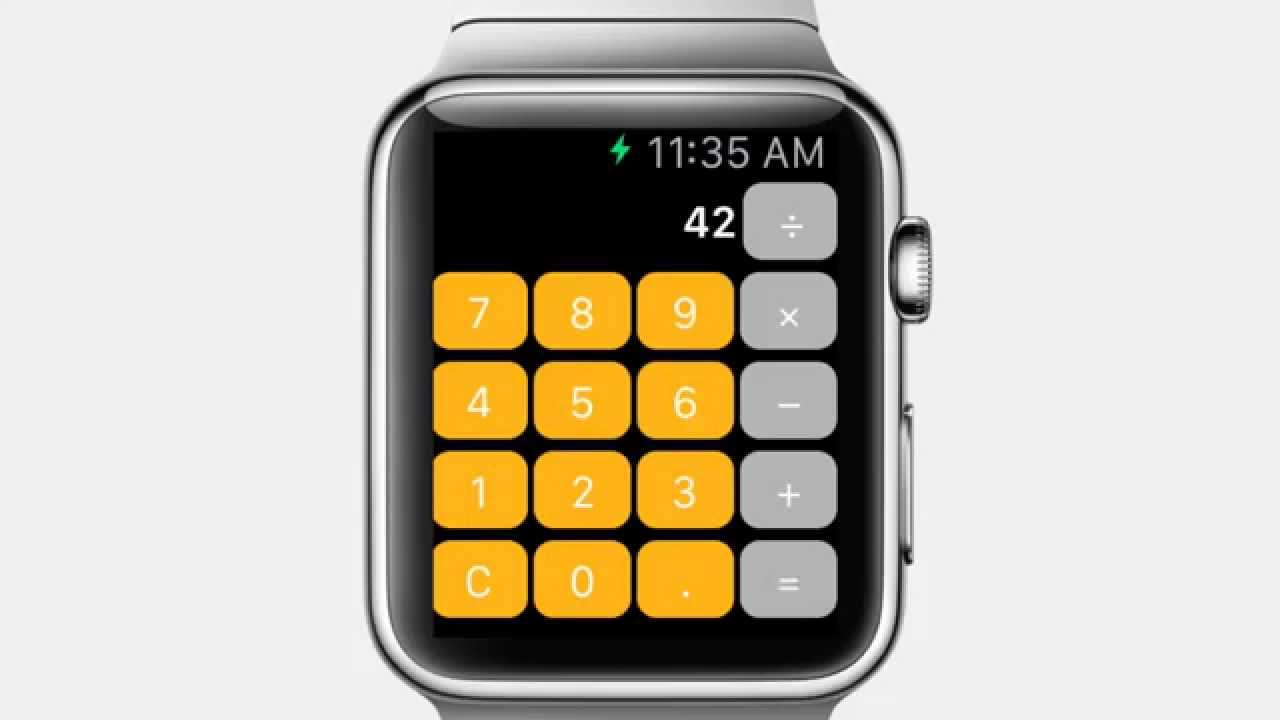 Calculator For Le Watch