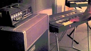 Farfisa Bravo features demo