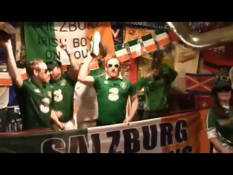 DANCE IN FRANCE -OFFICIAL REP OF  IRELAND  EURO  2016 SONG-RADIO VERSION