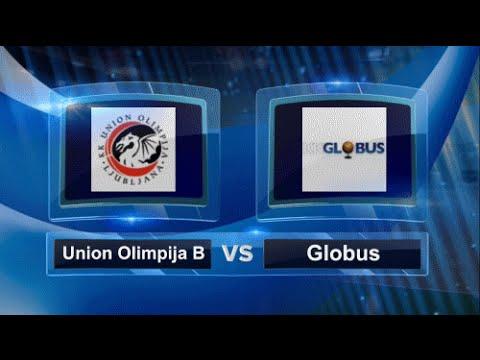 U15 košarka 2015/16, 2. SKL, 2. kolo, Union Olimpija B 61:54 Globus, 27.09.2015