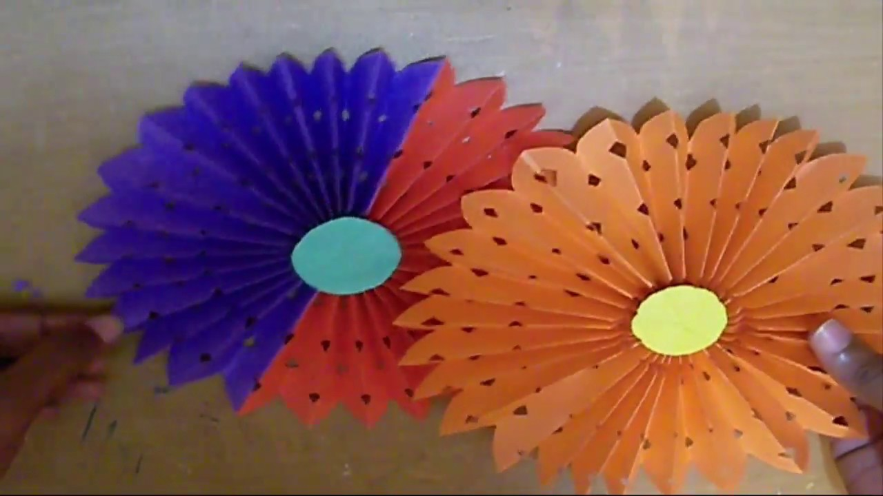 Diy paper crafts how to make simple paper rosettes spring flowers diy paper crafts how to make simple paper rosettes spring flowers home decoration newyear mightylinksfo Choice Image
