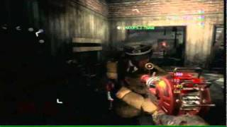 Black Ops Zombies - 4 ray guns in a row then epic fail w/ Live comm - MUST SEE