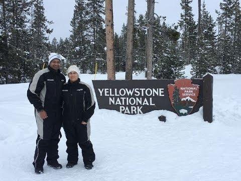 Yellowstone & Grand Teton Trip - March 2018
