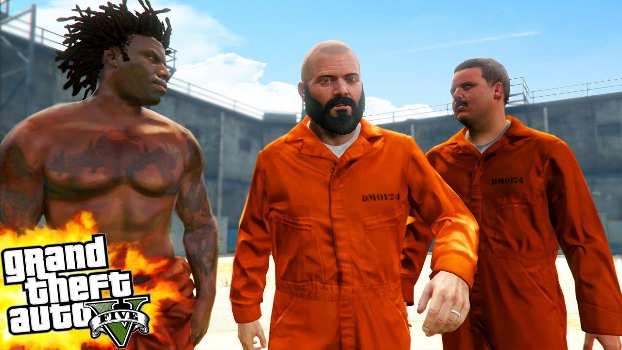 GTA5/Hapishane Mod Nasıl Kurulur