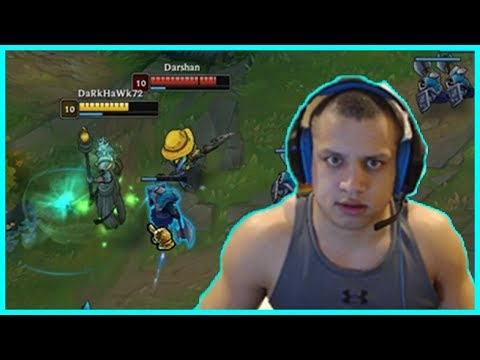 Tyler1 Finds The Exit Out of Difficult Situation - Best of LoL Streams #475
