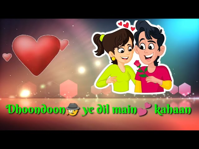 dekha hai tere naino me, whatsapp status, whatsapp status video,