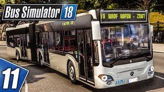 BUS SIMULATOR 18 #11: Der erste Gelenkbus CITARO G! | BUS SIMULATOR 2018 deutsch