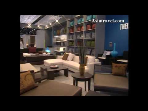 Thai furniture design thailand by youtube for Furniture design thailand