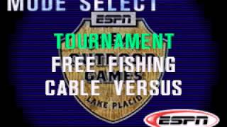 [Game Boy Advance] ESPN Great Outdoor Games - Bass Tournament