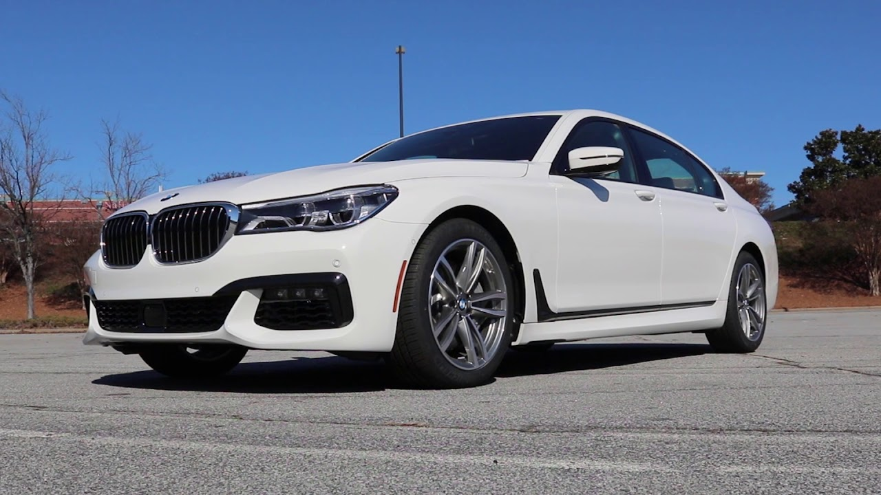 2018 Bmw 750i Technical Review