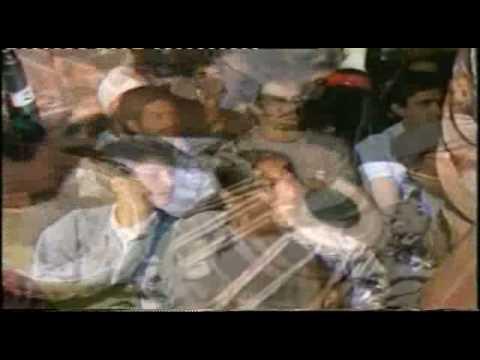Nusrat Fateh Ali Khan - Nit Khair Mangan Sohnya Part 1/2