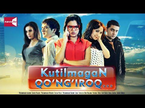 Kutilmagan Qo'ng'iroq (uzbek Kino) | Кутилмаган қўнғироқ (узбек кино)