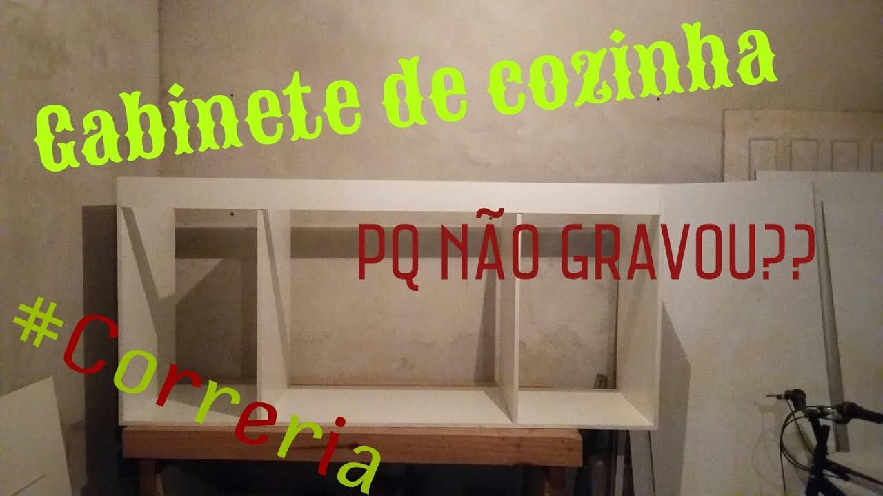 Gabinete De Pia De Cozinha Correria Oficina Bagun Ada