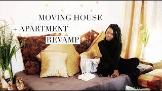 I MOVED HOUSE - Revamping My New Apartment & Massive Decor Sale || Patricia Kihoro