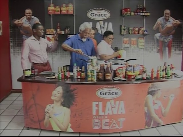 Grace & You Cooking Show - Fathers Day Special