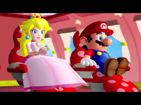 Super Mario Sunshine 100% Walkthrough - Part 1 - Isle Delfino Vacation