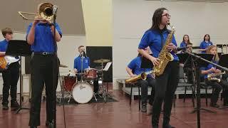 Underwood Jazz at Glenwood Competition 2018