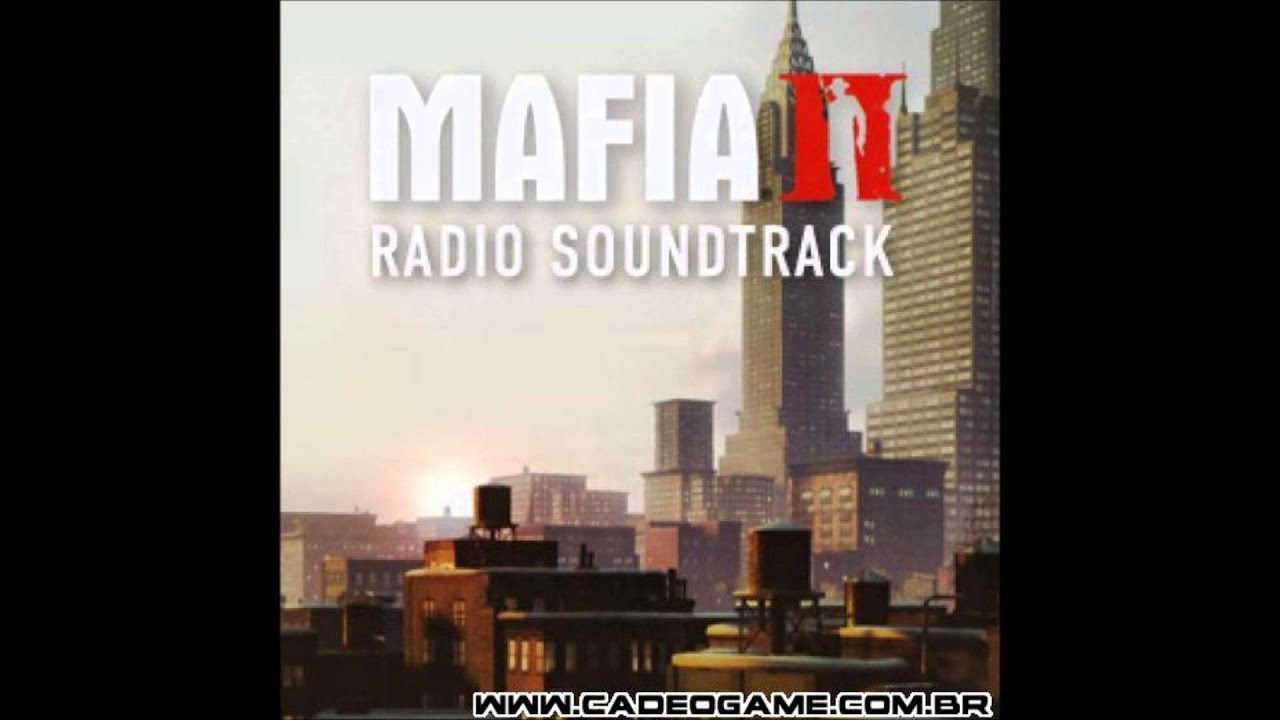 MAFIA 2 soundtrack Bing Crosby By The Light The Silvery Moon
