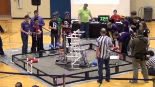 ftc ring it up virginia rookie qualifier final match 2