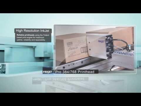 Foxjet Tradeshow Video