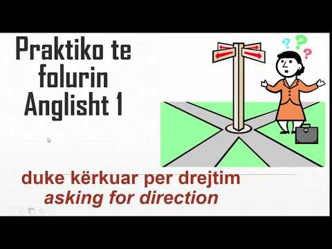 Biseda : Te pyesesh per drejtime - YouTube