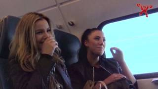 PORN PRANK IN THE TRAIN (Hilariously Embarrassing)