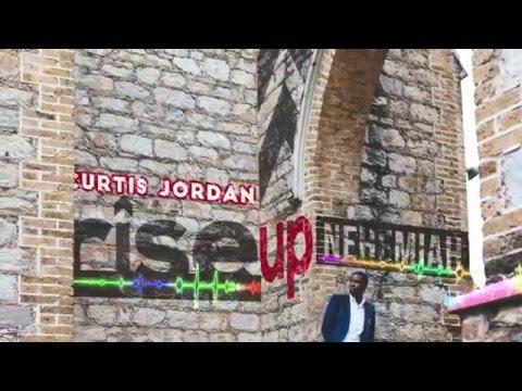 Curtis Jordan - Rise Up Nehemiah (Lyric Video)