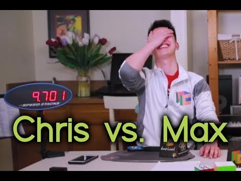 Chris Olson vs Max Park Ao100
