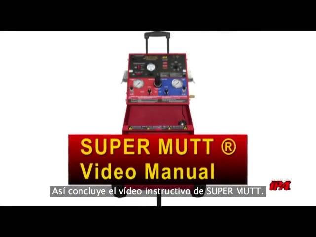 IPA Tools 9008-DL Super MUTT® Trailer Tester Pro Edition Manual with Spanish Subtitles
