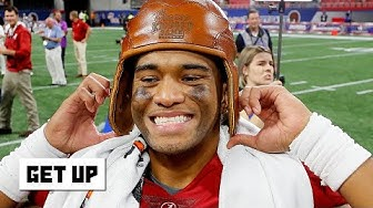 Reacting to Tua Tagovailoa claiming to be '100%' ahead of the NFL draft | Get Up