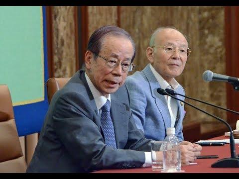 福田康夫 元首相 2017.8.31