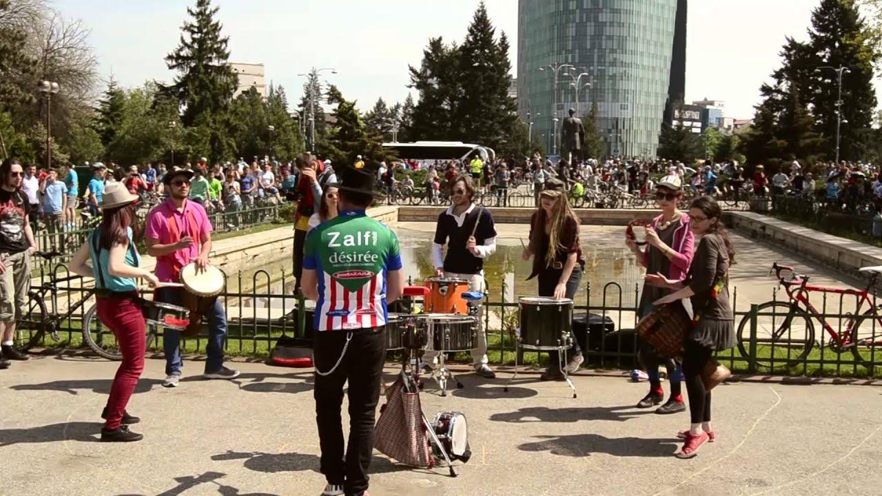 Marșul Bicicliștilor. Vrem un oraș pentru oameni!