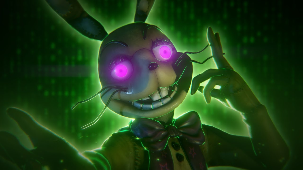 O PESADELO DE FNAF VOLTOU! The Living Nightmare