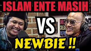 ISLAM NEWBIE VS ISLAM SENIOR‼️- Tretan Muslim -Deddy Corbuzier Podcast