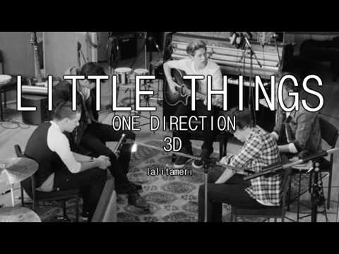 LITTLE THINGS - ONE DIRECTION [3D AUDIO USAR AURICULARES!!]
