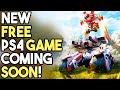 Free PS4 Game Coming Soon! 2 New PS4 Games Announced!