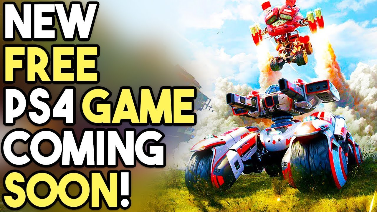 Free Ps4 Game Coming Soon 2 New Ps4 Games Announced